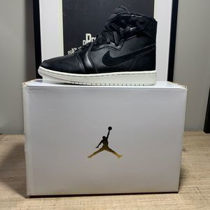 NEW Nike Air Jordan XX Triple Black / 8 / RL